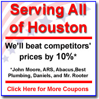 plumber in Cypress coupon