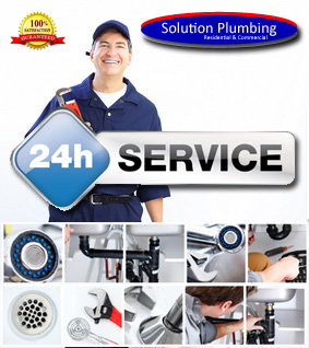 plumber The Woodlands TX